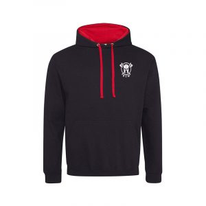 RTW – Contrast Hoodie – various colour options available